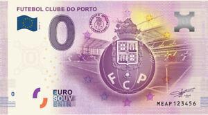 1 x 0 EURO - Futebol Clube do Porto (Portugal) - EuroSouvenir