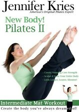 Jennifer Kries - New Body Pilates II Exercise Video On DVD