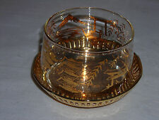 Stouffer Fine China Dishes Beautiful Gold Lot of 2 pieces