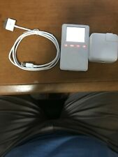 Apple iPod Classic 3rd Gen 15 GB 15gb White Vintage MP3 Player