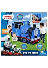 NEW Thomas the Train & Friends Pop-Up Train Tent For Ages 3+