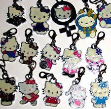 Hello Kitty Enamel Costume Charms & Charm Bracelets
