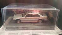 BMW 750iL Tomorrow Never Dies James Bond  IXO/ALTAYA  1-43 scale Model Car