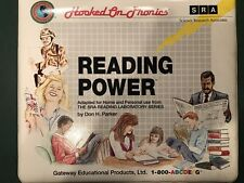 Hooked On Phonics Reading Power 1992 Complete Mostly Sealed