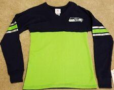 NEW Cute Seattle Seahawks NFL Football Sweatshirt Teens Juniors XS Extra Small
