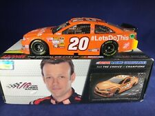 F-84 MATT KENSETH #20 THE HOME DEPOT 2013 TOYOTA CAMRY - AUTOGRAPHED / SIGNED