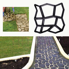 New listing Pathmate Stone Mold Paving Concrete Stepping Stone Mold Pavement Paver Quality