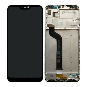 For Xiaomi Mi A2 Lite/Redmi 6 Pro LCD Screen Touch Digitizer With Frame Assembly