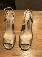 Jimmy Choo Champagne talons taille 37.5