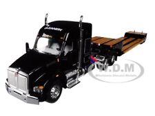 GLEANER KENWORTH T880 SLEEPER CAB W/ LOWBOY TRAILER 1/64 BY SPECCAST 30555