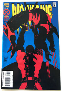 Wolverine 88  First Deadpool Vs Wolverine Fine