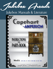 Capehart Amperion Instruction and Parts Manual Models 120, 140, 180, 181 Series