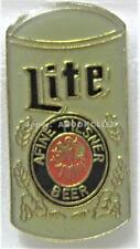 LITE BEER Lapel Pin CAN