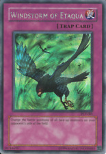 Yu-Gi-Oh Windstorm of Etaqua PCY-001 Secret Rare