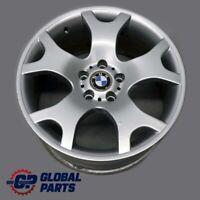 """BMW X5 SERIES E53 Rear Silver Wheel Alloy Rim 19"""" V spoke 63 10J ET:45 1096228"""