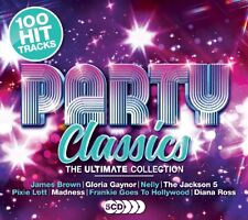 Various - Party Classics Cd5 Ultimate