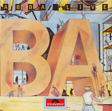 ABBA – Live- CD MADE IN GERMANY-pop-