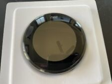 Nest 3rd Generation Learning Black Programmable Thermostat