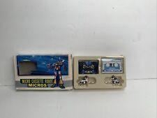 Vintage Transformers G1 KO Micro Cassette Robot Micros
