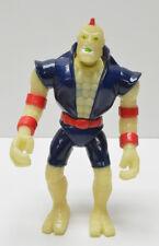 Captain Planet TIGER toys 1991 DUKE NUKEM action figure complete great shape