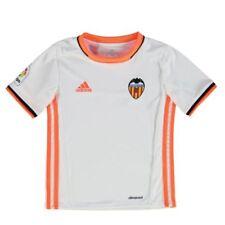 Camisetas de fútbol de clubes españoles para niños Valencia
