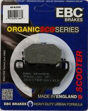 EBC BRAKE PADS Fits: KYMCO Super 8 150