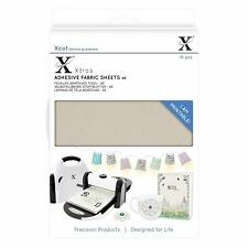 docrafts Xcut Xtra's A5 Adhesive Fabric Sheets (Pack of 10)