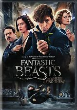 Fantastic Beasts and Where to Find Them (DVD 2016) NEW*Fantasy* NOW SHIPPING !