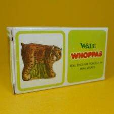 Wade Whimsies Whoppas (1976/81) Retail Storage Box (1977/Set #2) - #8 Bobcat