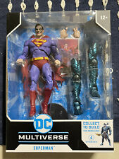 McFarlane Toys DC Multiverse Superman The Infected Action Figure - 15423-8