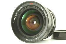 【 TOP MINT 】Contax Carl Zeiss Distagon T* 18mm F/4 MMJ MF Lens From JAPAN # 447