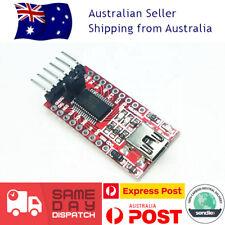 FTDI FT232RL USB to TTL Serial Converter Adapter Module 5V / 3.3V For Arduino AU
