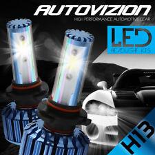 AUTOVIZION LED HID Headlight kit 488W 48800LM H13 9008 6000K for 2011-2012 Ram 4