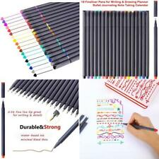 iBayam Journal Planner Pens Colored Pens Fine Point Markers Fine Tip Drawing Pen
