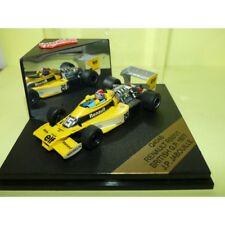 RENAULT RE01/1 GP D'ANGLETERRE 1977 J.P. JABOUILLE QUARTZO 4048 1:43