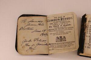 Hallmarked Sterling Bible