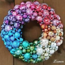 Unicorn Rainbow Wreath, LGBT Pride, Rainbow Baby Decoration, Ornament Wreath NEW