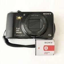 Sony Cyber-shot DSC-HX10V 18.2 MP GPS Digital Camera - Black