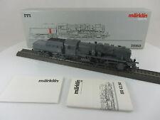 Märklin 39160 Dampflokomotive Br 42 900 Franco Crosti grau neuwertig und m. OVP