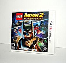 LEGO Batman 2: DC Super Heroes (Nintendo 3DS, 2012) *** BRAND NEW ***