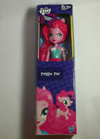 "MY LITTLE PONY 9"" TALL EQUESTRIA GIRLS DOLL PINKIE PIE: NEW IN BOX AGES 5+"
