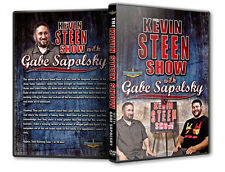 The Kevin Steen Show with Gabe Sapolsky DVD, ROH Wrestling DGUSA EVOLVE ECW