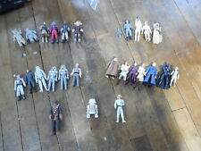 Star Wars Figure Collection Mixed Lots from different years