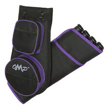 Omp October Mountain Switch Quiver Black/Purple Right Hand/Left Hand