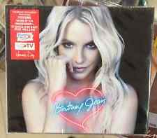 BRITNEY SPEARS - BRITNEY JEAN - CD IMPORT RUSSIA RUSSIAN NEW SEALED