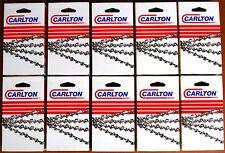 "20"" Full Chisel Chains (10-Pack) for HUSQVARNA 455, STIHL MS391    A1LM-072G(10)"
