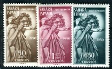 SPANISCH SAHARA 1950 114-116 ** POSTFRISCH TADELLOS SATZ JUGEND 27€(F4253