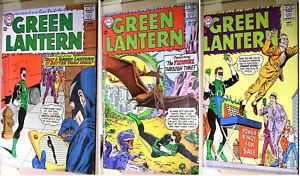 Green Lantern 29, 30, 31