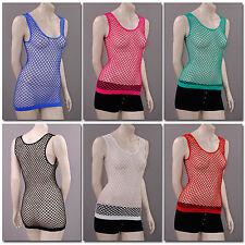 Ärmellose Damenblusen, - tops & -shirts mit U-Ausschnitt für Party-Anlässe