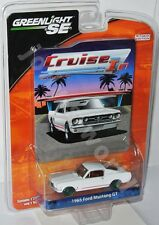 Greenlight Cruise dans - 1965 Ford Mustang GT-Green Machine - 1:64 (#36)